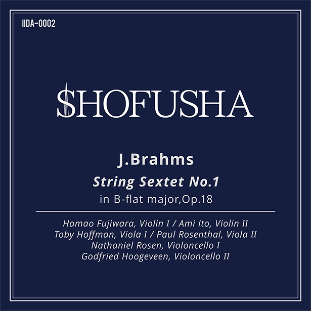 J.Brahms String Sextet No. 1 in B-flat major, Op.18