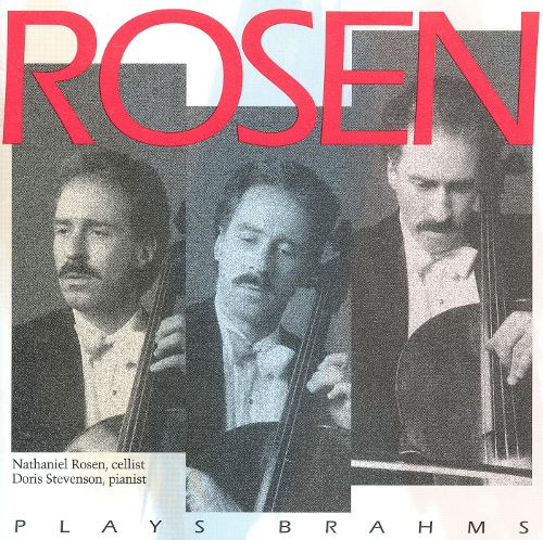 Rosen Plays Brahms