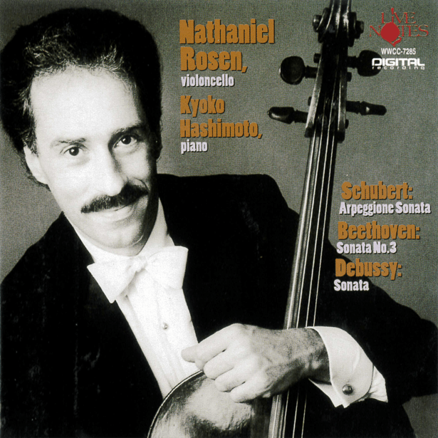 Nathaniel Rosen Cello Recital