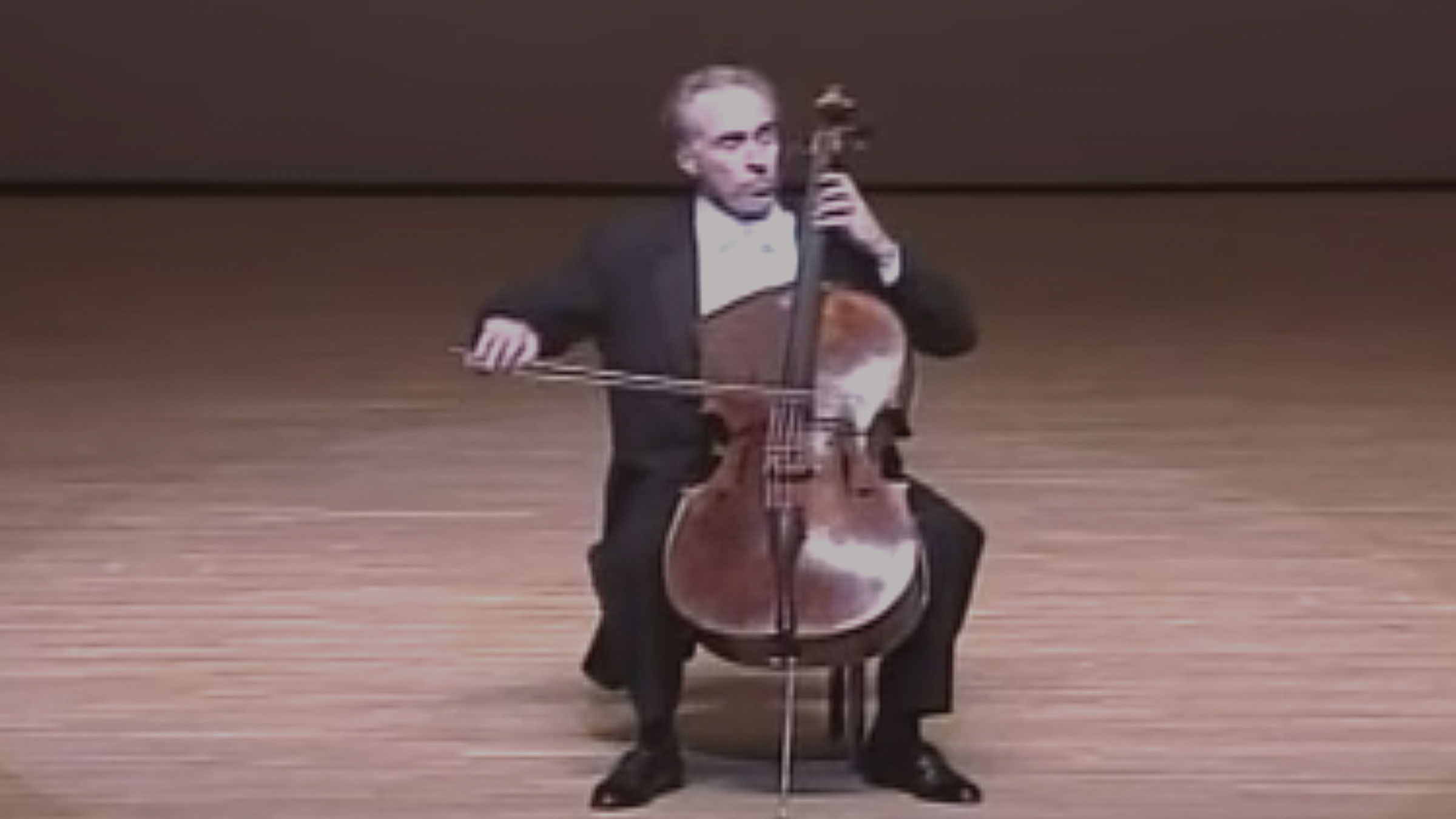 Bach Suite #1 in G major Prelude / Nathaniel Rosen Violoncello Recital Yamanashi,Japan